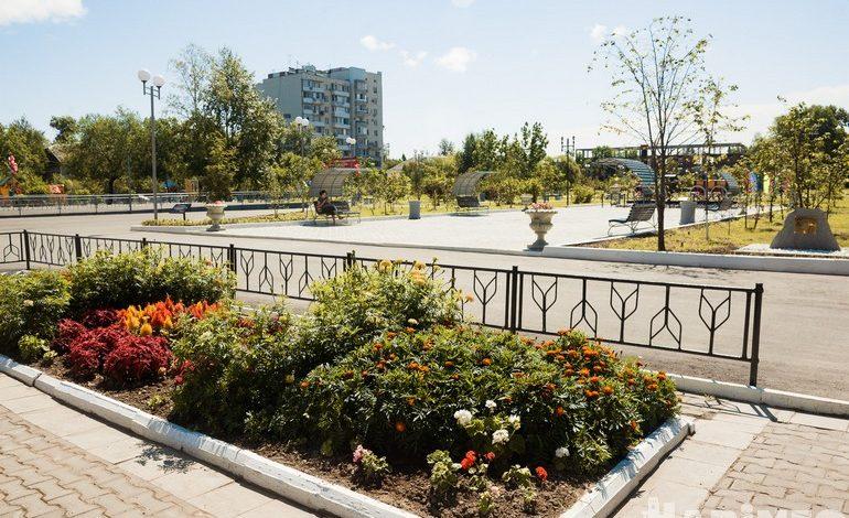 Парк железнодорожников: отдыхаем на втором Хабаровске
