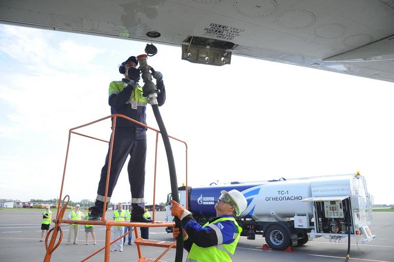 авиационное топливо 4