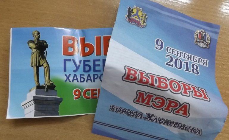 Выборы в Хабаровске: как раскачать «болотный» электорат