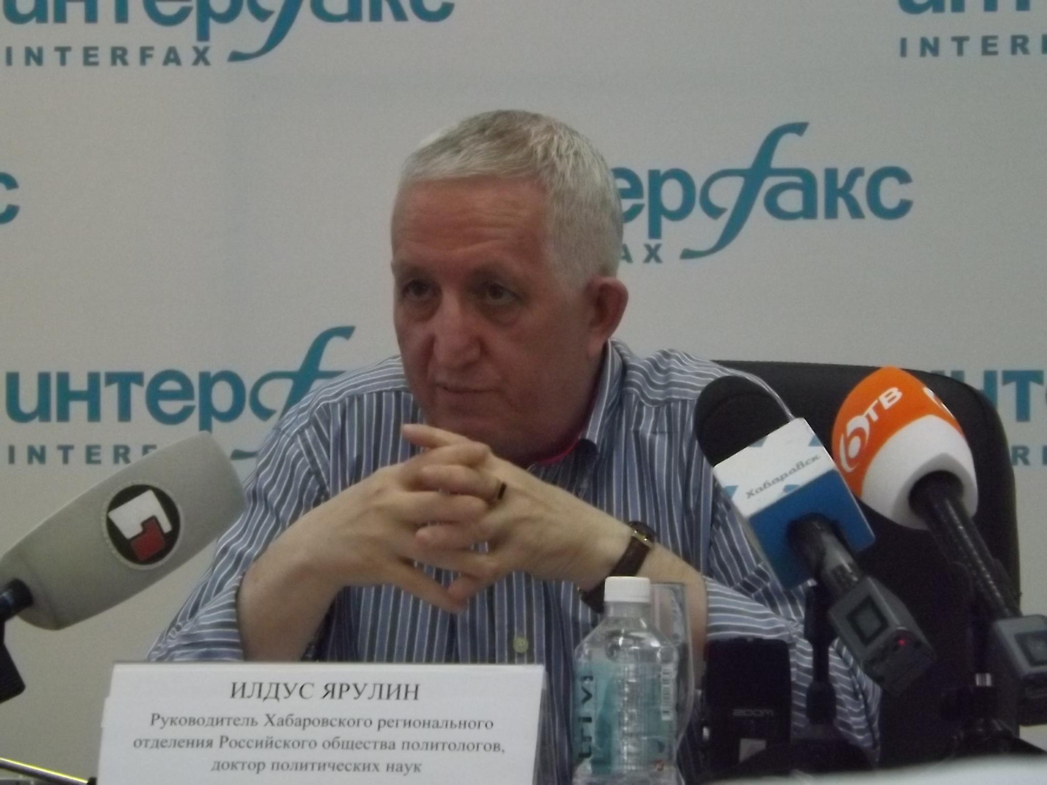 """Выборы в Хабаровске: как раскачать """"болотный"""" электорат"""