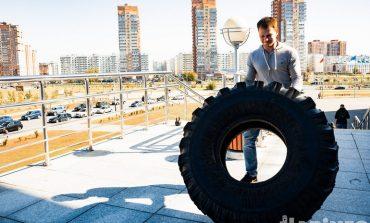 Как пауэрлифтеры штанги и колеса тягали: «Битва на арене» прошла в Хабаровске