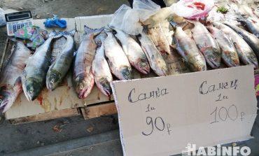 Рыба в Хабаровске стала ещё доступней