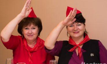 Ностальгия по эпохе: вечер в советском стиле прошел в рамках фестиваля «Кухня без границ»