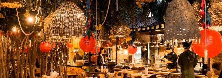 Городские джунгли: чем порадует хабаровчан кафе «Три обезьяны»