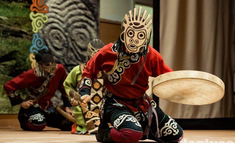 Жизнь коренных народов Хабаровского края: шаманский хамаран
