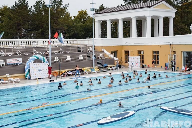 Сразу три больших бассейна могут появиться в Хабаровске