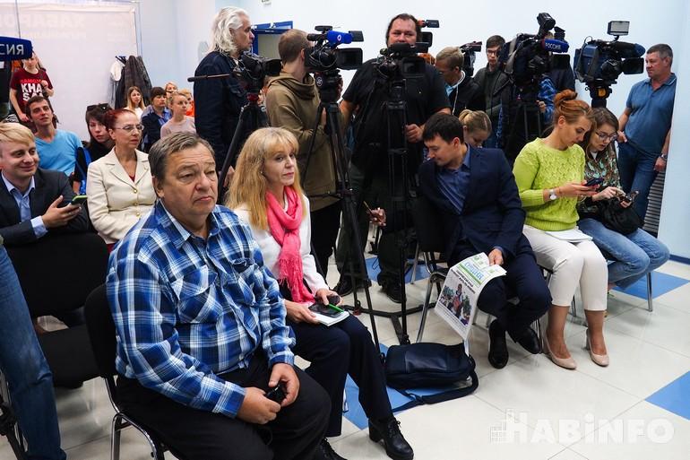 пресс конференция фургала 9
