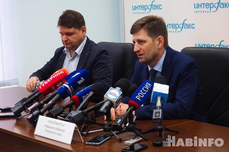 пресс конференция фургала 4