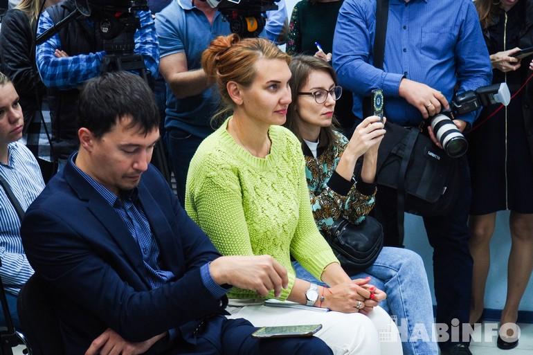 пресс конференция фургала 12