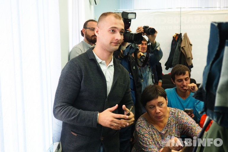 пресс конференция фургала 6