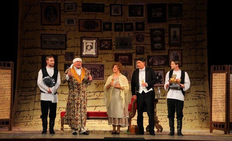 Гастроли театра из Южно-Сахалинска пройдут в Хабаровске