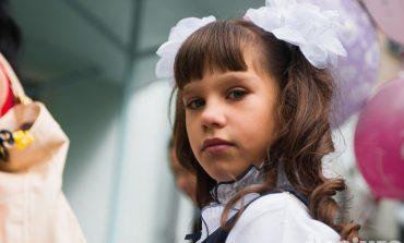 День знаний в коррекционной школе №1: спортсмены поздравили детей с нарушениями слуха