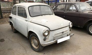 Пять ретроавтомобилей, которые можно купить в Хабаровске