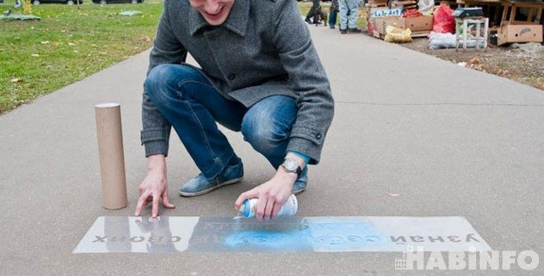 «Голубая зебра» в Хабаровске: пиар-ход или хулиганство