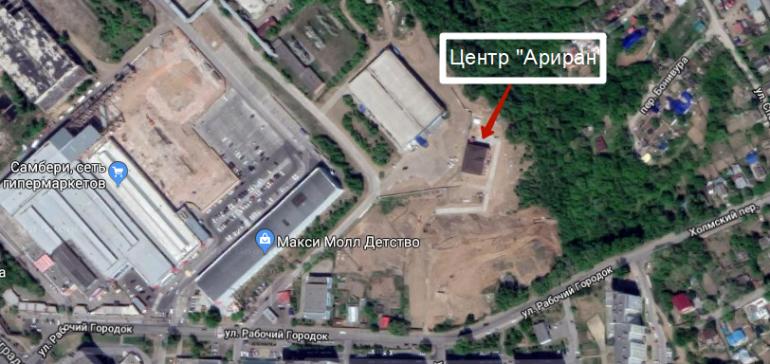 корейский центр хабаровск