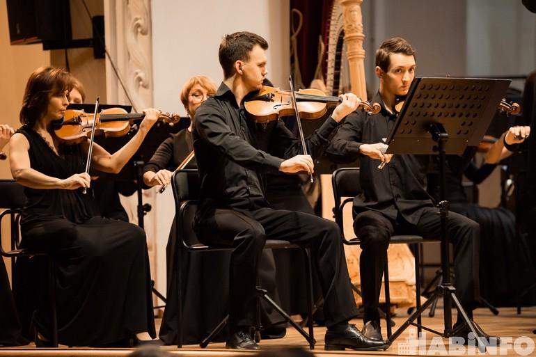дальневосточный симфонический оркестр 20