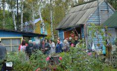Закрытие дачного сезона у Сергея Чудопалова