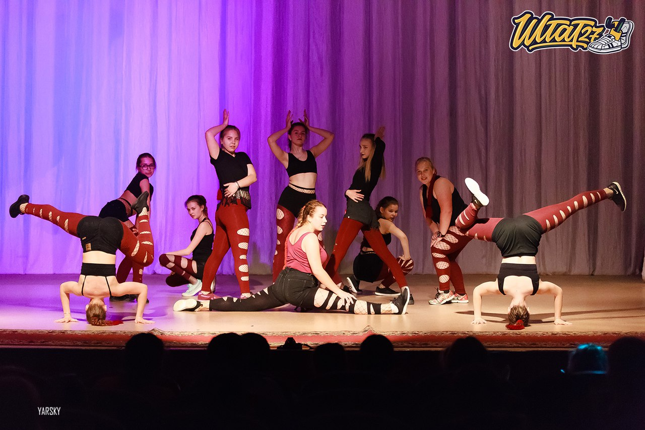 танцевальные школы хабаровск 1