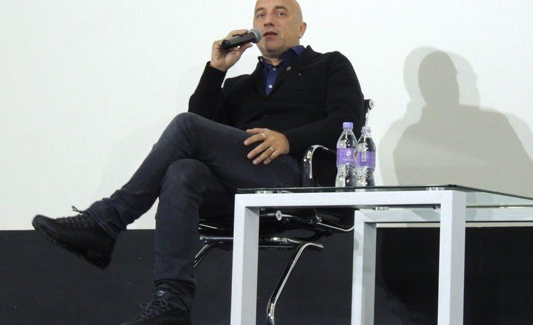 Захар Прилепин защитил рэпера Хаски, рассказал о новой книге и разочаровался в Донбассе