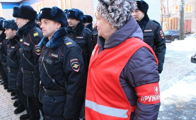 Стать дружинником: как наводят порядок в Хабаровске