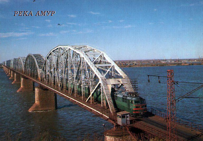 мост через амур 2