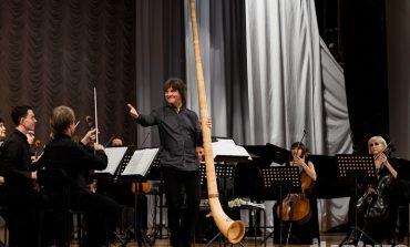 Альпийский рог и камерный оркестр Игоря Лермана прозвучали в Хабаровске