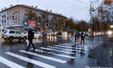 Первый снег в Хабаровске: смотрите красивые фото города