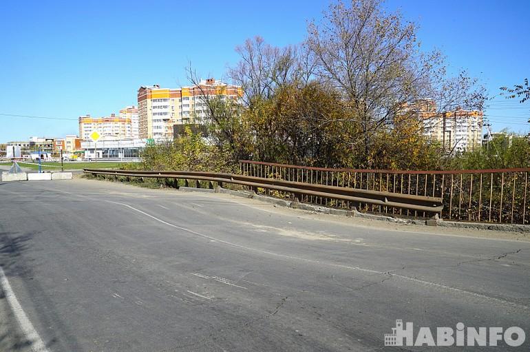 мост на ореховую сопку 1
