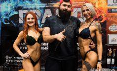 Фитнес-бикини и жим лежа: мультиспортивный фестиваль«Гранд арена» прошел в Хабаровске