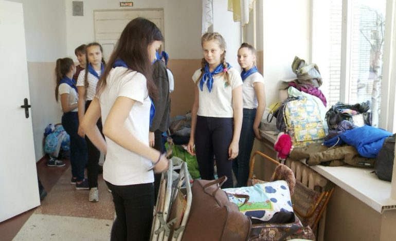 Почему ученики многопрофильного лицея три дня не выходили из школы?