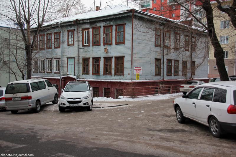 доходный дом хабаровск 1