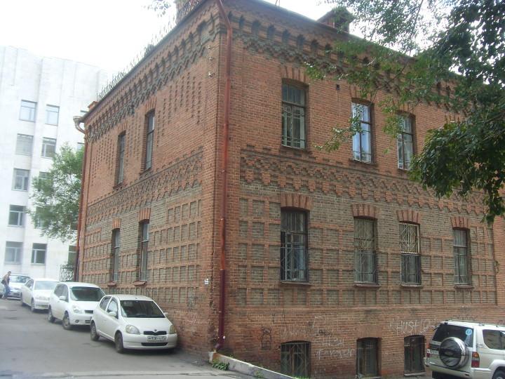 доходный дом хабаровск 2