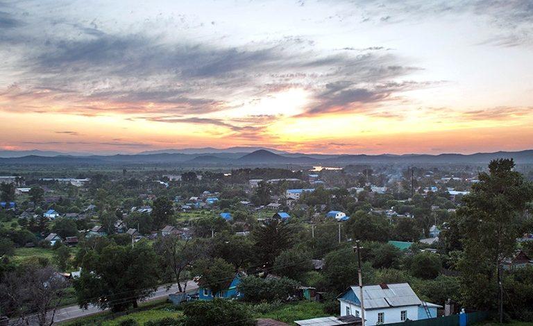 Бикин – самый южный в Хабаровском крае