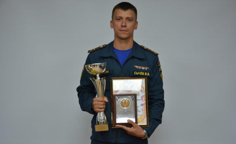 Лучший спасатель России. Правило жизни капитана Валерия Сычёва