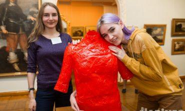 О скульптурах из скотча и других странностях на «Ночи искусств» в Хабаровске