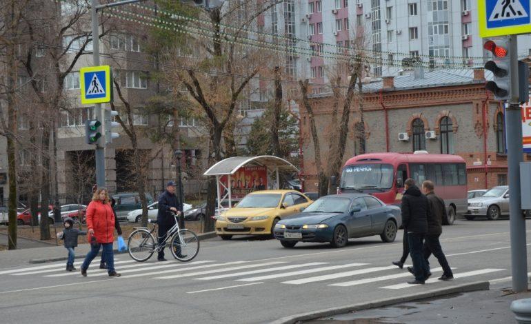 Кто наведет порядок на дорогах Хабаровска?