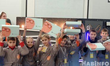 Как мы нахимичили: проект «Умный Хабаровск» выпускает маленьких учёных