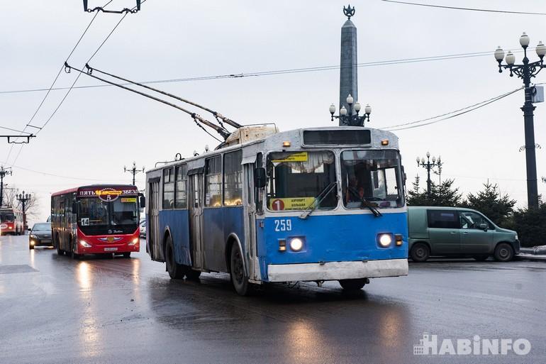 хабаровск трамвай маршрут 2