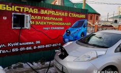 Владельцы электромобилей устали ждать и сами организовали себе заправку