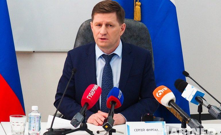 Сто дней на полную: первые шаги Сергея Фургала на посту губернатора