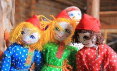 Праздник «Славянский разгуляй» на ярмарке «Новогодний подарок»
