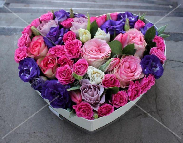 доставка цветов хабаровск 9