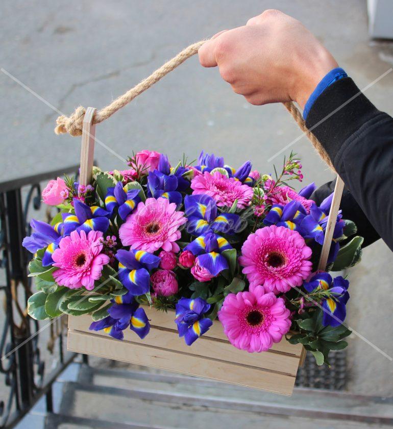 доставка цветов хабаровск 8