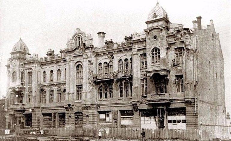 Как «дворец Архипова» стал хабаровским ЦУМом