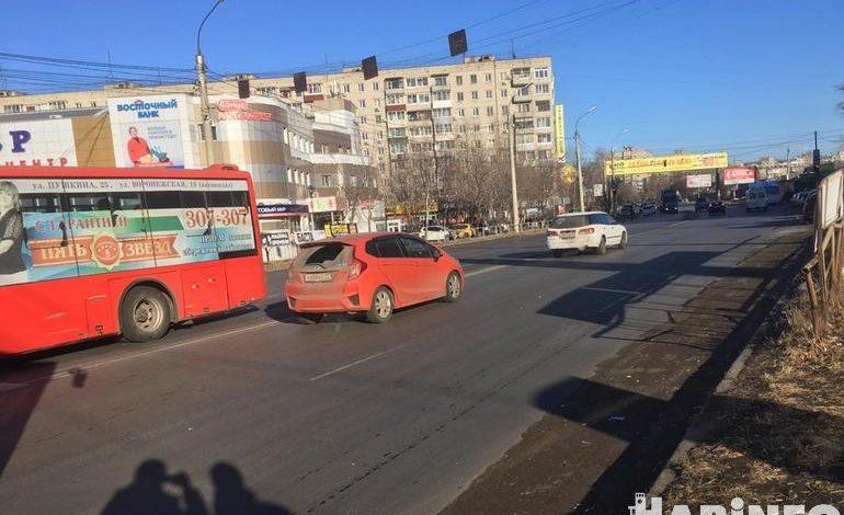 Снега в Хабаровске нет, да и чистить его опять не на что