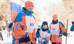 Хабаровчане отметили годовщину Олимпийских игр в Сочи