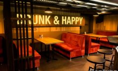 Drunk&Happy – бар, где ценят хорошую музыку