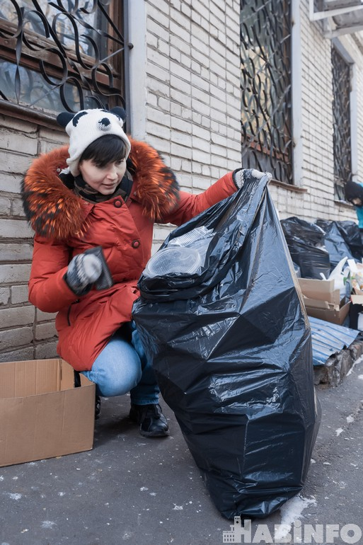 раздельный сбор мусора хабаровск 31