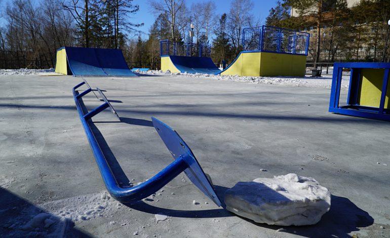 Что происходит со скейт-парком в «Динамо»
