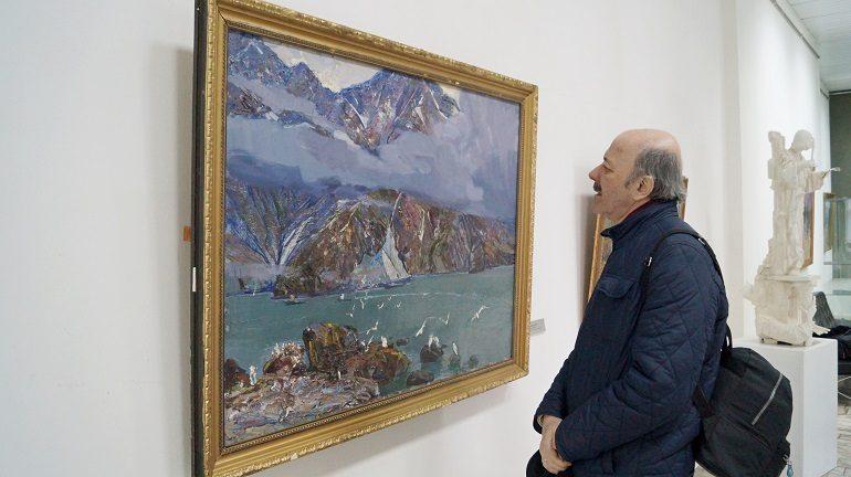Замес от Федотова: два юбилея отметили в марте художники Хабаровска
